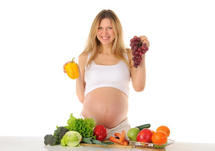 Гигиена и диетика беременной женщины