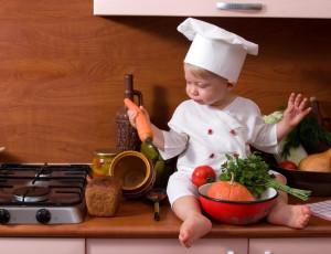 Вкус к знаниям. Кухня как место для развивающих игр. Часть 2