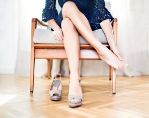 Почему при беременности нельзя сидеть «нога на ногу»